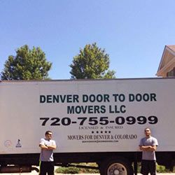 Amazing Denver Door To Door Movers, LLC Is Equipped To Do Any Type Of Move. From  Small Moves Like A Studio Apartment Or One Bedroom Apartment To Larger Two  Bedroom ...